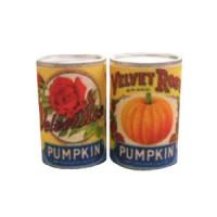 (*) Dollhouse 2 lb. Can of Velvet Rose Pumpkin - Product Image