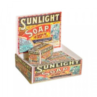 (*) Dollhouse Sunlight Soap Counter Display - Product Image