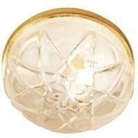 § Sale $2 Off - Cut-Glass Ceiling Lamp - Product Image