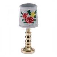 (*) Dollhouse Table Lamp - Non Working - Product Image