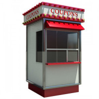 Dollhouse Coupon Box Office - Product Image