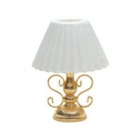 Dollhouse Serpentine Table Lamp - Product Image