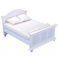 § Disc $7 Off - Dollhouse French Country Double Bed - Product Image