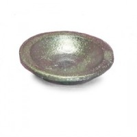 Dollhouse Metal Colonial Soup Bowl - Product Image
