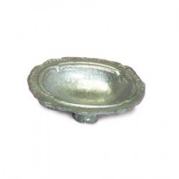 (*) Dollhouse Oval Serving Dish- Choice of Finish - - Product Image