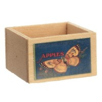 Dollhouse Large Crate (with Label) - Product Image