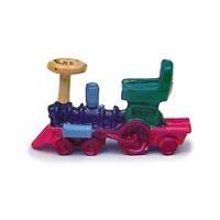 Unfinished Riding Train Engine - Product Image