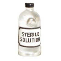 § Sale .50¢ Off - Dollhouse Sterile Solution Bottle - Product Image