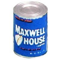 (*) Dollhouse Coffee Can - Product Image