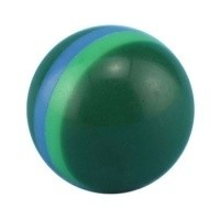 § Disc .60¢ Off - Dollhouse Toy Rubber Ball - Product Image