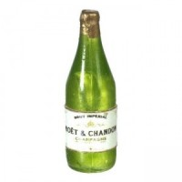 § Disc .80¢ Off - Dollhouse Moet & Chadon Champagne - Product Image