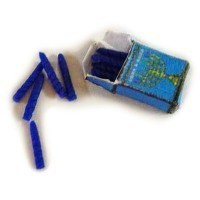 Box of Chanukah Candles - Product Image