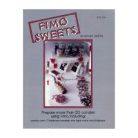 Sale $1 Off - Fimo Sweets Book - Product Image