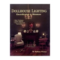 Dollhouse Lighting Electrification Book - Product Image