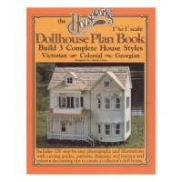Sale $1 Off - The 3 in 1 Dollhouse Plan Book - Product Image