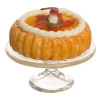 Strawberry Cake Single Layer - Product Image
