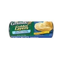 § Disc .30¢ Off - Dollhouse Golden Biscuits Can - Product Image