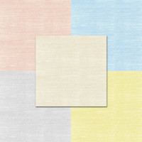 (§) Sale 50% Off - 2 Shts Silk Solid Paper- Choice of Color - - Product Image