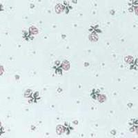 (§) Sale $1 Off - 2 Shts Petite Fleur Wallpaper- Choice of Color - - Product Image
