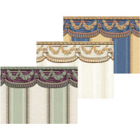 (§) Sale $1 Off - 2 Shts Tara Wallpaper- Choice of Color - - Product Image