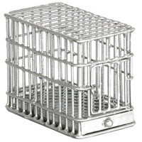 "Pet Cage - 1/2"" Scale - Product Image"