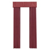 § Disc $5 Off - Dollhouse Mulberry Single Drape - Product Image