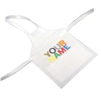 Dollhouse Personalized Apron - Product Image