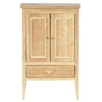 Dollhouse Shaker Armoire - Product Image