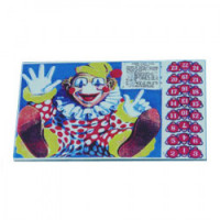 § Sale .30¢ Off - Pin the Nose on the Clown - Product Image