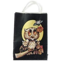 (§) Sale .60¢ Off - Dollhouse Halloween Bags - Product Image