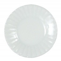 Sale .50¢ Off - Dollhouse 1 inch - Porcelain Dinner Plate - Product Image