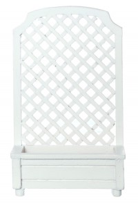Dollhouse Trellis Planter - Product Image