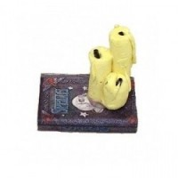 Dollhouse Spell Book with Candles - Product Image