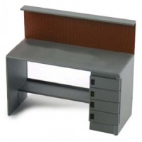 (**) Dollhouse Work Bench - Product Image