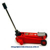 § Sale $4 Off -  Dollhouse Floor Jack - Product Image