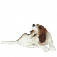 Dollhouse Scratching Hound - Product Image