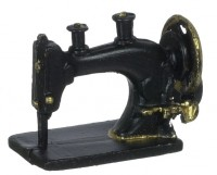 Dollhouse Sewing Machine - Product Image
