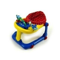 (*) Dollhouse Modern Style Baby Walker - Product Image