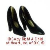 (§) Sale - Dollhouse Lady's High Heel Pumps - Product Image