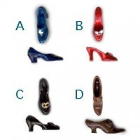 (*) Dollhouse Lady's Shoes- Choice of Styles - - Product Image