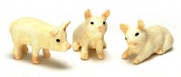 Dollhouse Piglets - Product Image