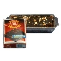 Dollhouse Pan of Brownies & Box Set - Product Image