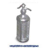 Dollhouse Metal Seltzer Bottle - Product Image