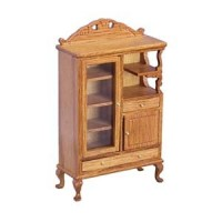 § Disc $2 Off - Dollhouse Oak What Not - Product Image