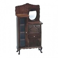 § Sale $3 Off - Dollhouse Walnut Side by Side - Product Image