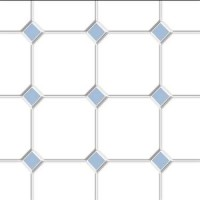 - Dollhouse Diamond Tile Flooring -(Choice of Color) - Product Image