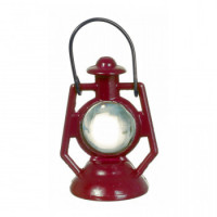 § Sale .60¢ Off - Red Non Working Lantern - Product Image