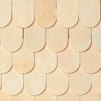 Dollhouse 1000 pack - Shingles- Choice of Style - - Product Image