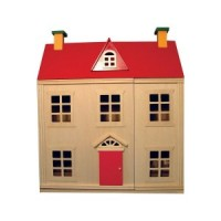 The Bluebell House(Junior Miniature Dollhouse Kit) - Product Image