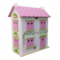 The Candy Cottage(Junior Miniature Dollhouse Kit) - Product Image